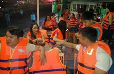 Đà Nẵng: Tàu du lịch trên sông Hàn được phép hoạt động trở lại