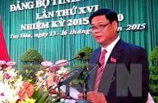 Ông Huỳnh Tấn Việt tái cử chức danh Chủ tịch HĐND tỉnh Phú Yên