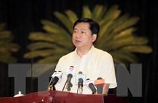 Ông Đinh La Thăng: Khắc phục triệt để tình trạng đùn đẩy trách nhiệm
