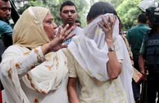Ít nhất 20 con tin bị IS sát hại trong vụ khủng bố Bangladesh