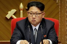 Lãnh đạo Việt Nam gửi điện mừng Chủ tịch Ủy ban Quốc vụ Triều Tiên