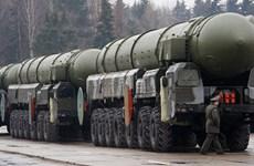 Nga chưa nhận được đề nghị của Mỹ về việc gia hạn START-3