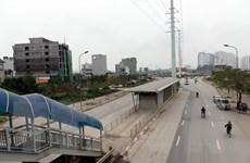 Chuyên gia Nhật Bản lên tiếng về dự án xe buýt nhanh tại Hà Nội