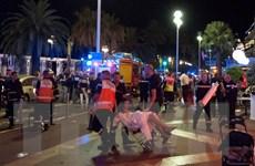"""Thế giới tiếp tục lên án """"vụ tấn công hèn hạ"""" ở thành phố Nice"""