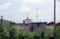 Hải Phòng: Nổ khí mêtan trên tàu làm 6 công nhân bị thương