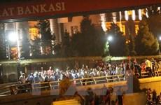 Mỹ khẳng định ủng hộ chính phủ của Tổng thống Thổ Nhĩ Kỳ Erdogan