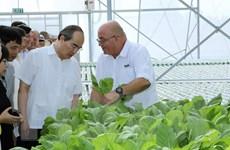 Ông Nguyễn Thiện Nhân: Sản xuất thực phẩm sạch nhưng giá phải hợp lý