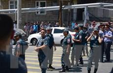 Armenia khởi tố vụ án tấn công đồn cảnh sát và bắt con tin