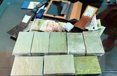 Xét xử 8 đối tượng mua bán trái phép chất ma túy quy mô lớn