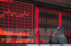 Sắc đỏ thống lĩnh thị trường chứng khoán châu Á phiên cuối tuần