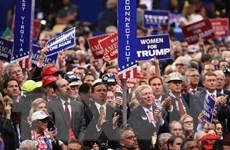 Sự gắn kết gượng gạo trong Đại hội toàn quốc của đảng Cộng hòa