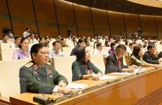 Kiện toàn nhân sự lãnh đạo một số cơ quan của Quốc hội khóa XIV