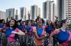 Làng Olympic tại Brazil chính thức mở cửa đón các đoàn thể thao