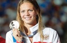 Vận động viên Yulia Efimova sẽ kiện Liên đoàn Bơi lội Quốc tế