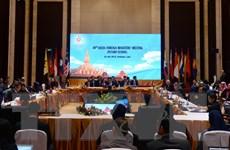 Ngày họp cuối của AMM-49 sẽ bàn vấn đề Biển Đông, Triều Tiên