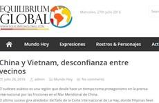 Dư luận Argentina tiếp tục ủng hộ phán quyết của PCA về Biển Đông