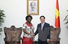 Ngân hàng Thế giới cam kết đồng hành, hợp tác với Việt Nam