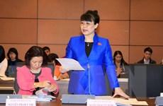 Hà Nội xem xét bãi nhiệm tư cách đại biểu HĐND của bà Nguyệt Hường