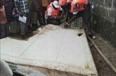 """Mảnh vỡ tìm thấy ở Tanzania """"nhiều khả năng"""" là của MH370"""