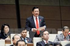 Đại biểu Quốc hội đặc biệt quan tâm đến sự cố môi trường biển