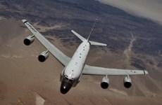 Máy bay do thám của Mỹ áp sát biên giới Nga ở Biển Baltic