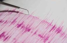 USGS: Động đất cường độ 7,7 độ Richter ở Thái Bình Dương
