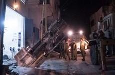 """Israel bắt """"đối tượng buôn vũ khí khét tiếng"""" người Palestine"""