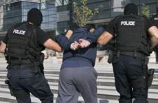 Cảnh sát Italy bắt một nghi can khủng bố quốc tế người Syria