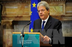 Italy cam kết tiếp tục hỗ trợ chính phủ đoàn kết tại Libya
