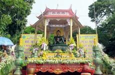 Đại lễ chiêm bái Phật ngọc hòa bình thế giới tại Thái Nguyên