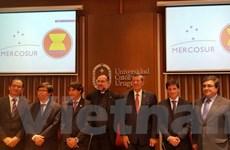 Đại học Uruguay thành lập Trung tâm nghiên cứu Mercosur-ASEAN