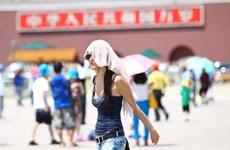 Nhiệt độ tăng cao, Trung Quốc ban bố báo động về nắng nóng