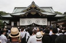 Trung Quốc phản đối thành viên nội các Nhật Bản viếng đền Yasukuni