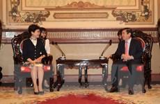Hong Kong mong muốn hợp tác đầu tư tại Thành phố Hồ Chí Minh