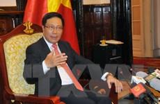 Nâng cao hiệu quả hoạt động đối ngoại, bảo đảm lợi ích quốc gia