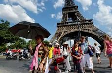 Du khách quốc tế đến Pháp sụt giảm mạnh sau vụ tấn công ở Nice