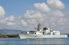 Canada cử tàu chiến tham gia tập trận tại châu Á-Thái Bình Dương