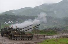 Triều Tiên lên án cuộc tập trận pháo binh quy mô lớn của Hàn Quốc