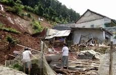 Cơn bão số 3 làm 9 người chết và mất tích, 8 người bị thương