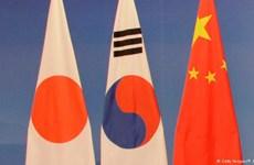 Quan chức ngoại giao ba nước Hàn-Trung-Nhật nhóm họp tại Tokyo