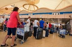 Nhất trí lộ trình nối lại các chuyến bay đưa khách Nga tới Ai Cập