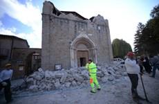 Gần 300 công trình lịch sử bị phá hủy và hư hỏng vì động đất ở Italy