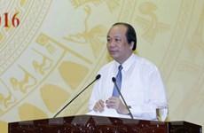 Tổ trưởng Tổ công tác của Thủ tướng: Không đẩy việc lên Chính phủ