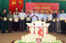 Phát hành cuốn sách về Cách mạng Tháng Tám ở tỉnh Hưng Yên