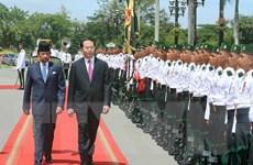 Việt Nam-Brunei quyết tâm phát triển quan hệ cả bề rộng lẫn chiều sâu