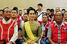 Hội nghị hòa bình Myanmar nhất trí khởi động đối thoại chính trị