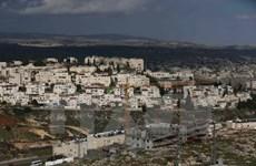 Israel phê chuẩn xây dựng hơn 460 nhà định cư Do Thái mới