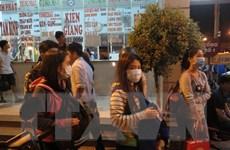 Người dân khắp nơi ùn ùn đổ về TP.HCM sau kỳ nghỉ Quốc khánh