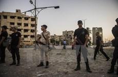 Ai Cập tiêu diệt 12 phần tử khủng bố ở khu vực phía Bắc Sinai