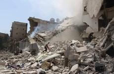 Iran kêu gọi lập cơ chế giám sát thỏa thuận ngừng bắn ở Syria